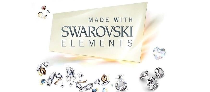 Swarovski - elementy do biżuterii