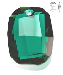 Swarovski 6685 Graphic 19 mm Emerald